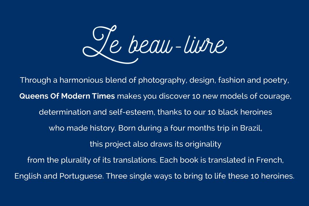 Reines des Temps Modernes | Le Beau-Livre