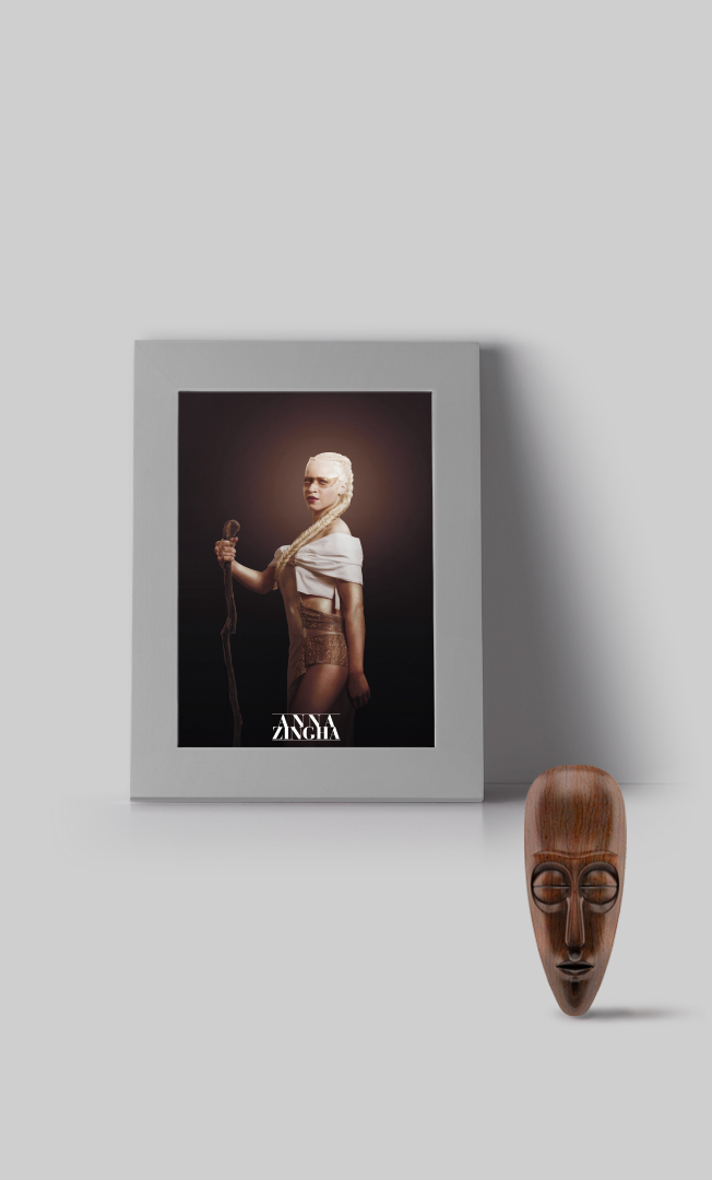 Anna Zingha
