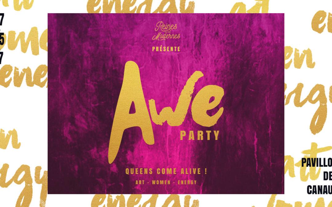 Événement #RTM   AWE Party   Art.Women.Energy !