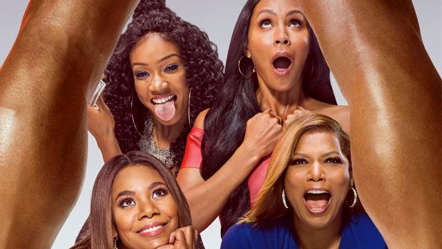 Girls Trip, première production entièrement afro-américaine à dépasser les 100 millions de dollar au box office