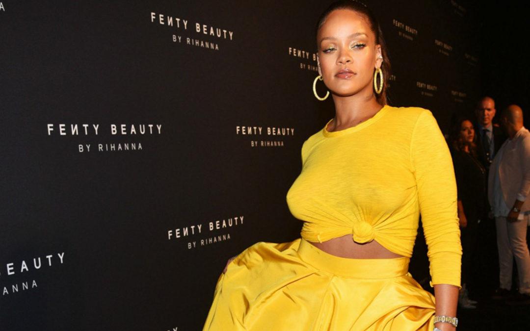 La marque de cosmétique de Rihanna pensée pour toutes les carnations