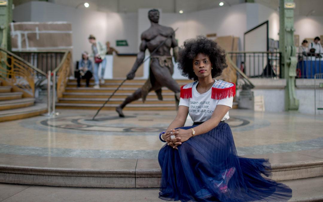 Jacqueline Ngo Mpii nous plonge dans l'Afrique à Paris