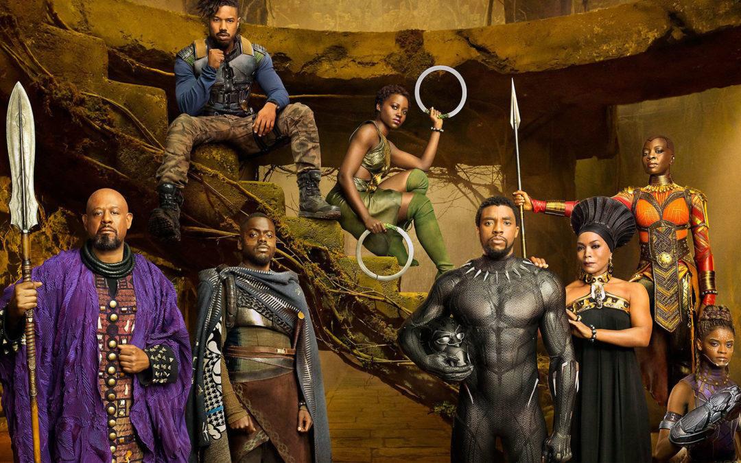 Une deuxième bande-annonce pour le film Black Panther, qui donne doublement envie