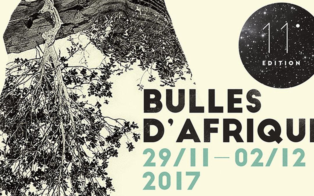 Bulles d'Afrique : un festival 100% Africain