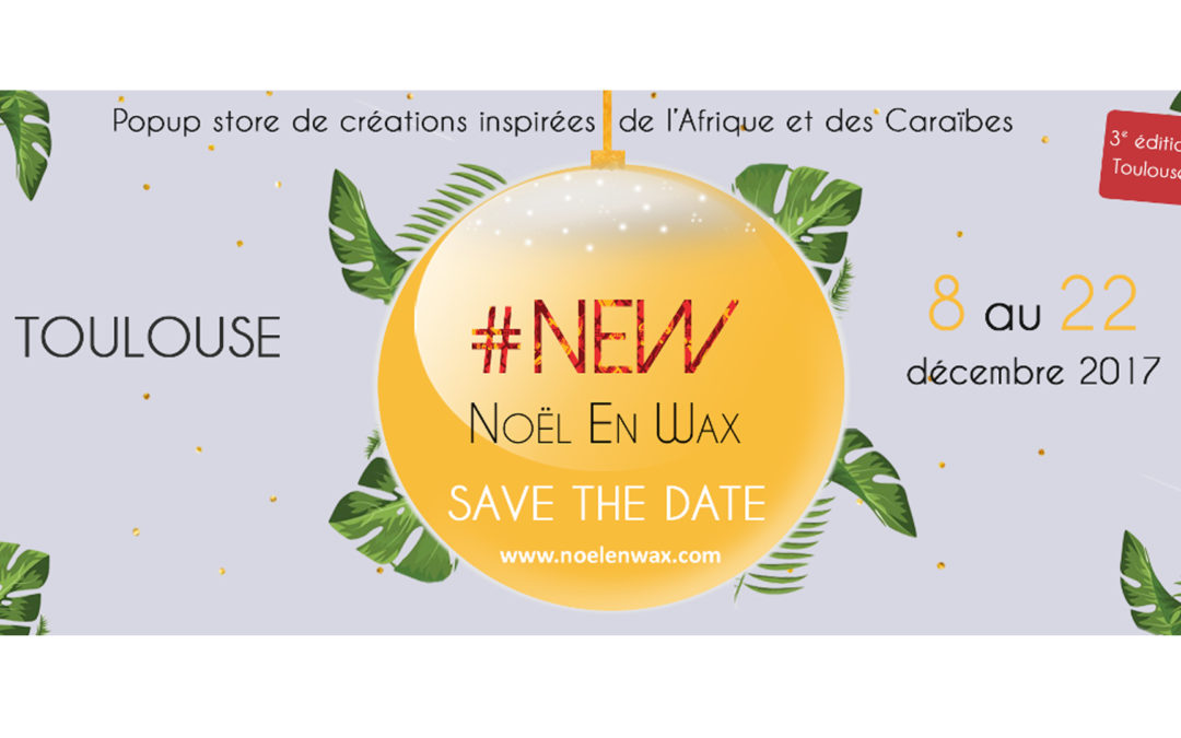 Noël En Wax à Toulouse, des idées cadeaux qui célèbrent la créativité africaine !