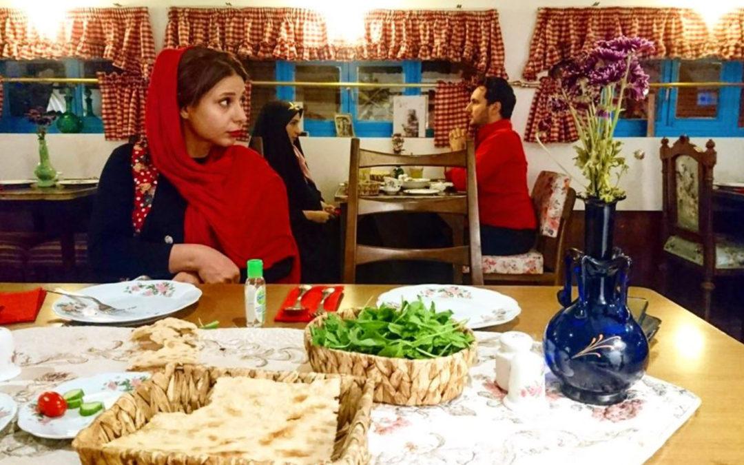 Être une femme en Iran