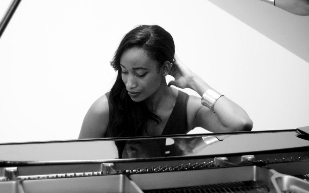 Saïna Manotte, la voix sacrée de Guyane