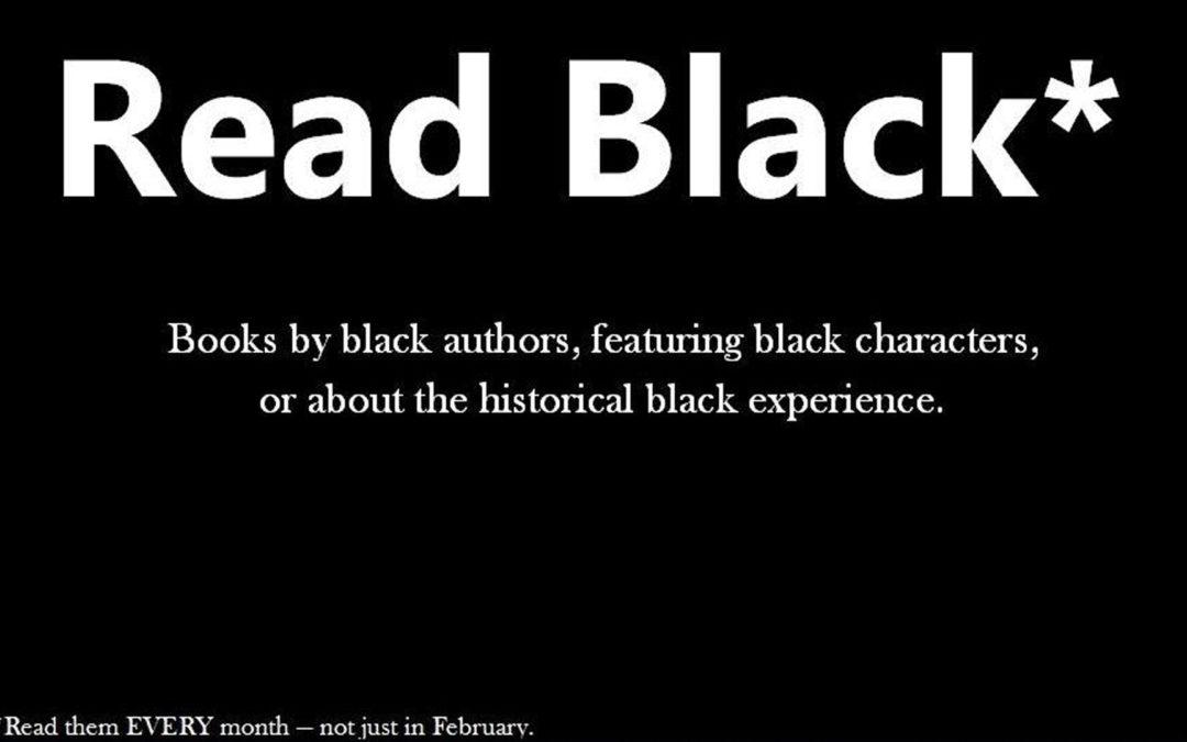 Un Mois de l'Histoire des Noirs littéraire