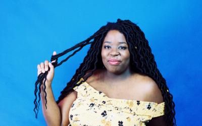 Kiyémis, auteure, blogueuse et militante afroféministe !
