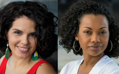 """Rencontre avec les co-fondatrices du Festival de cinéma caribéen """"Nouveaux Regards"""""""
