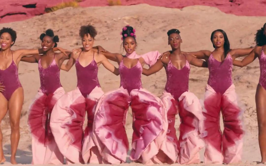 Janelle Monáe célèbre le vagin dans son dernier clip «PYNK»