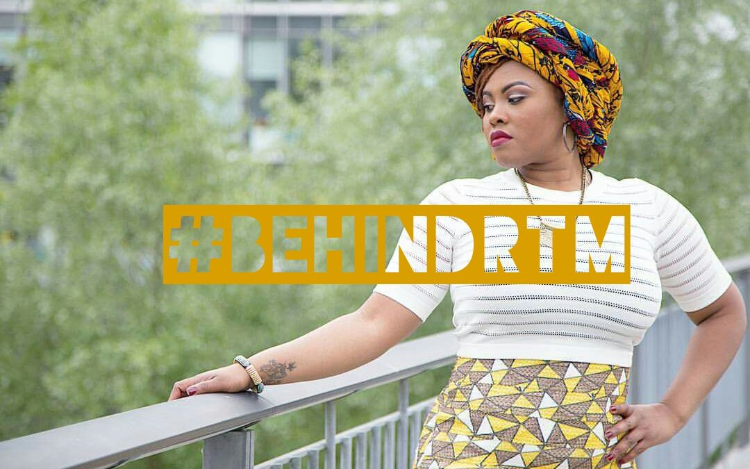 #BehindRTM | Florence Gisors | Hairstylist