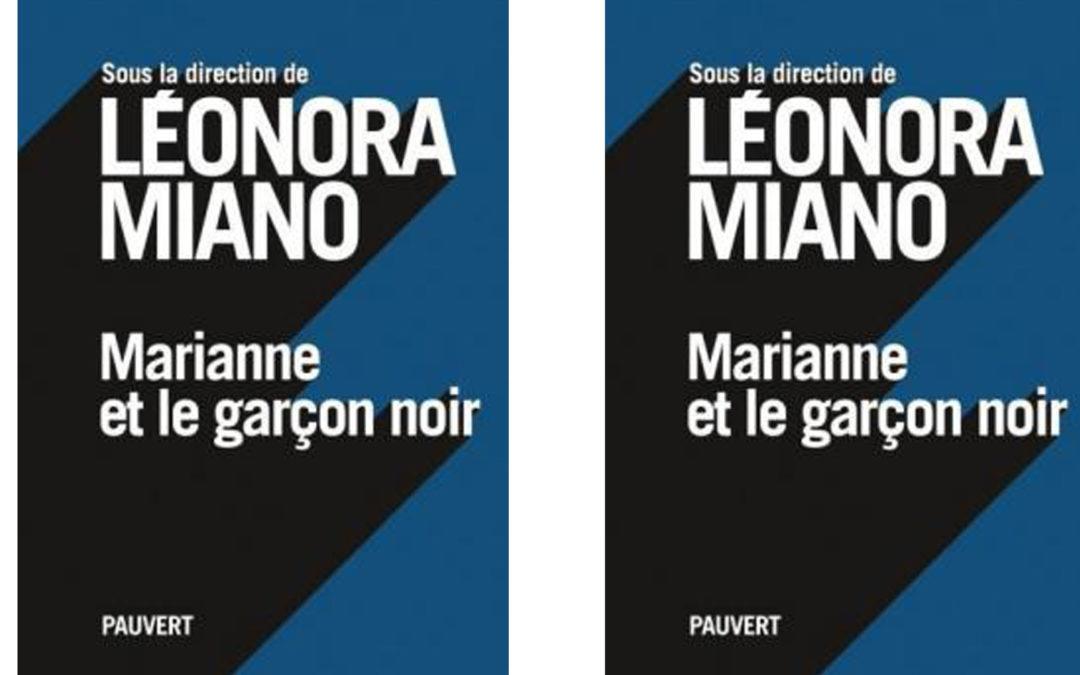 Marianne et le garçon noir, Léonora Miano