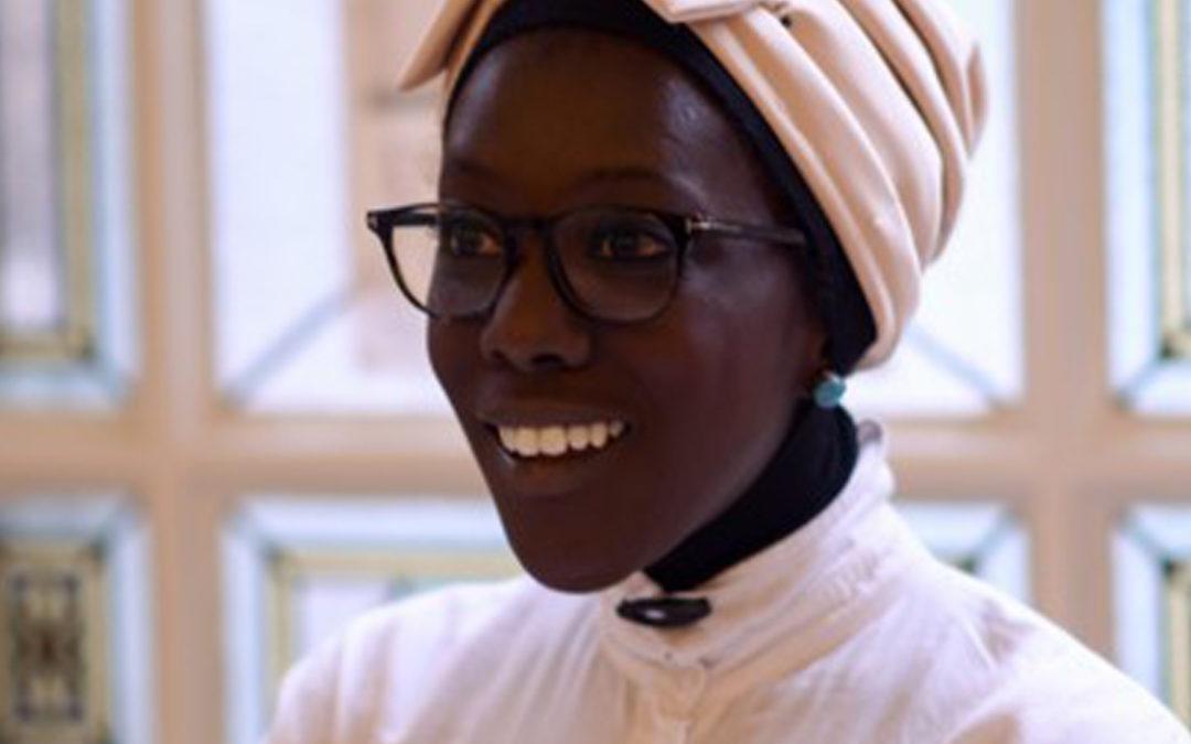 Madina Guisse, l'auteure de la plus drôle des petites héroïnes afro