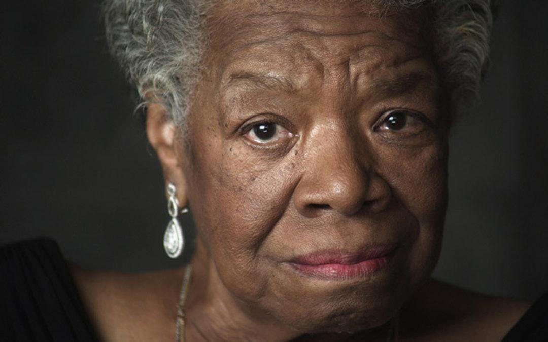 FEMME PHÉNOMENALE – Maya Angelou