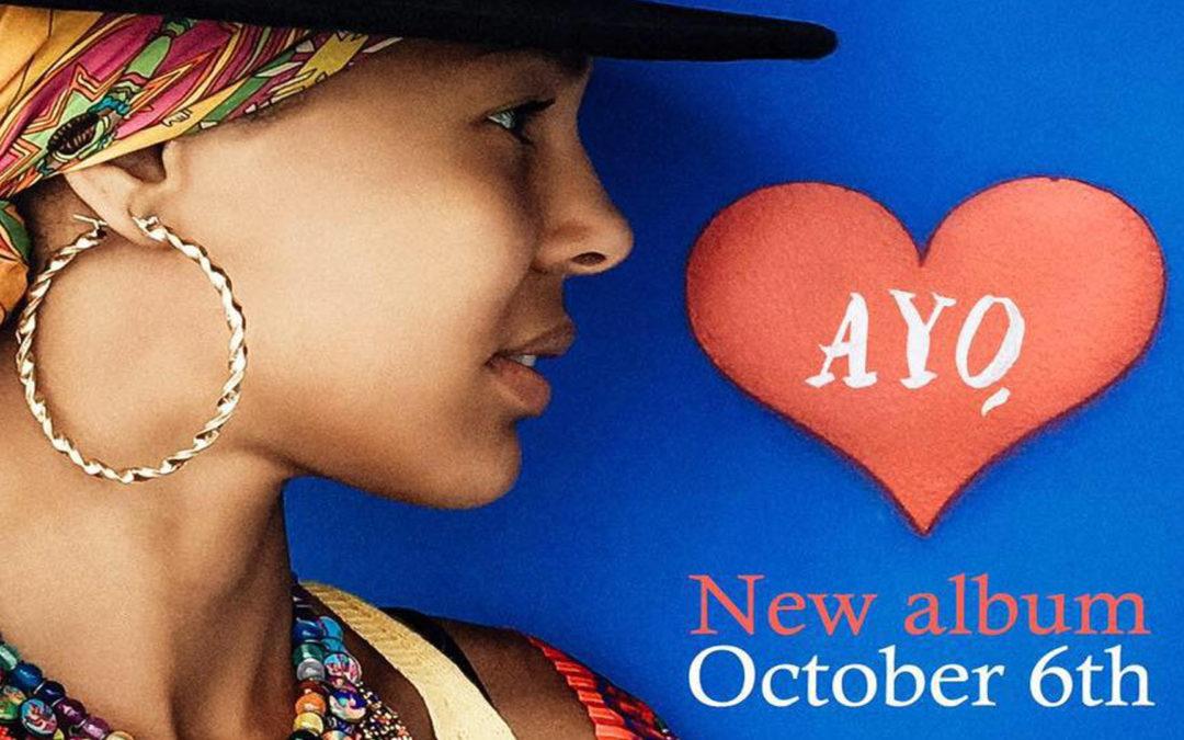 Le nouvel album d'Ayo « AYO » est enfin sorti !