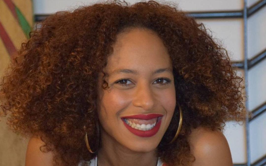 Alicia Hadjard, co-fondatrice de l'application mobile Carter