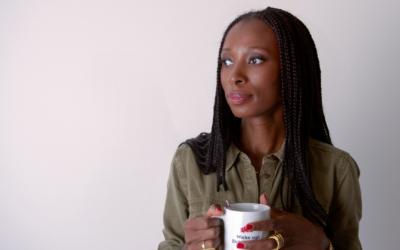 """Alice Gbelia (Entrepreneur) – """"Le monde de l'art a toujours été plutôt fermé aux artistes noirs."""""""