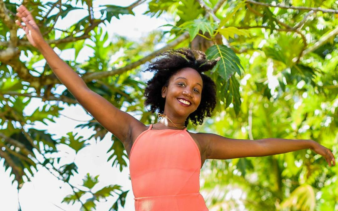Les 3 étapes pour se sentir plus  libre d'être femme et être dans un mieux être féminin