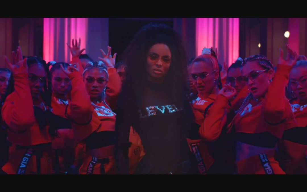 "Ciara dévoile son nouveau single ""Level Up"""