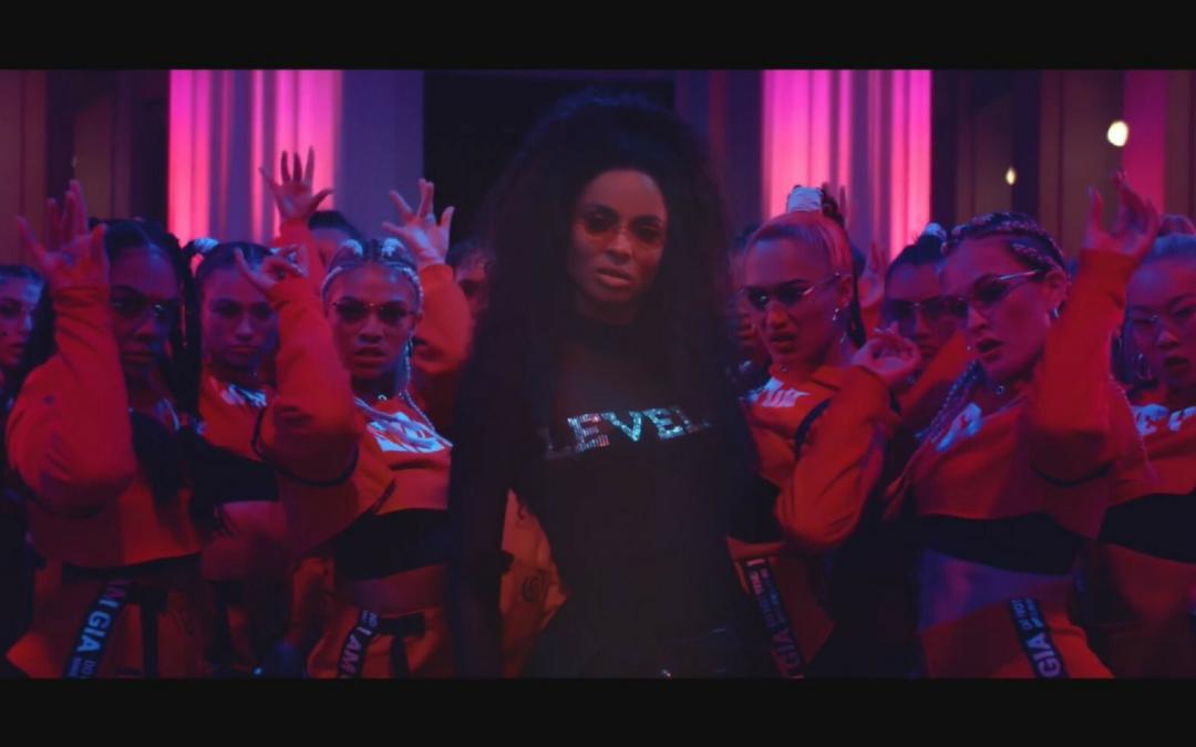 """Ciara dévoile son nouveau single """"Level Up"""""""