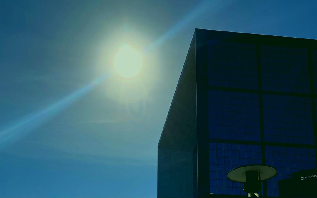 Métro: Grande Arche la Défense (CAP)