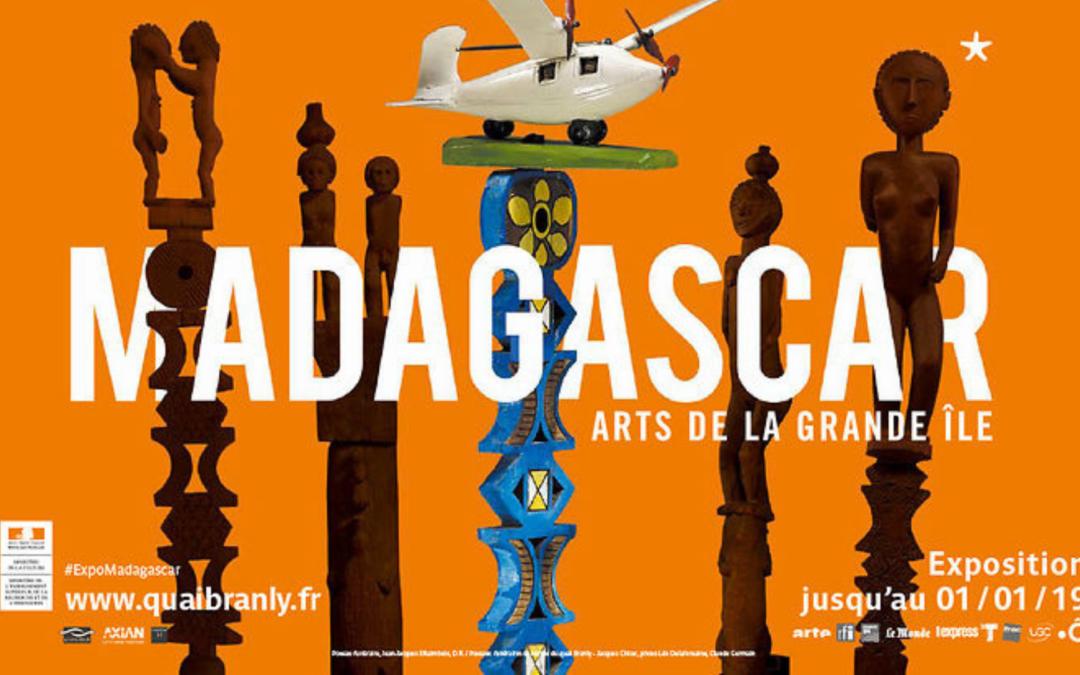 Madagascar bienvenu à Paris!
