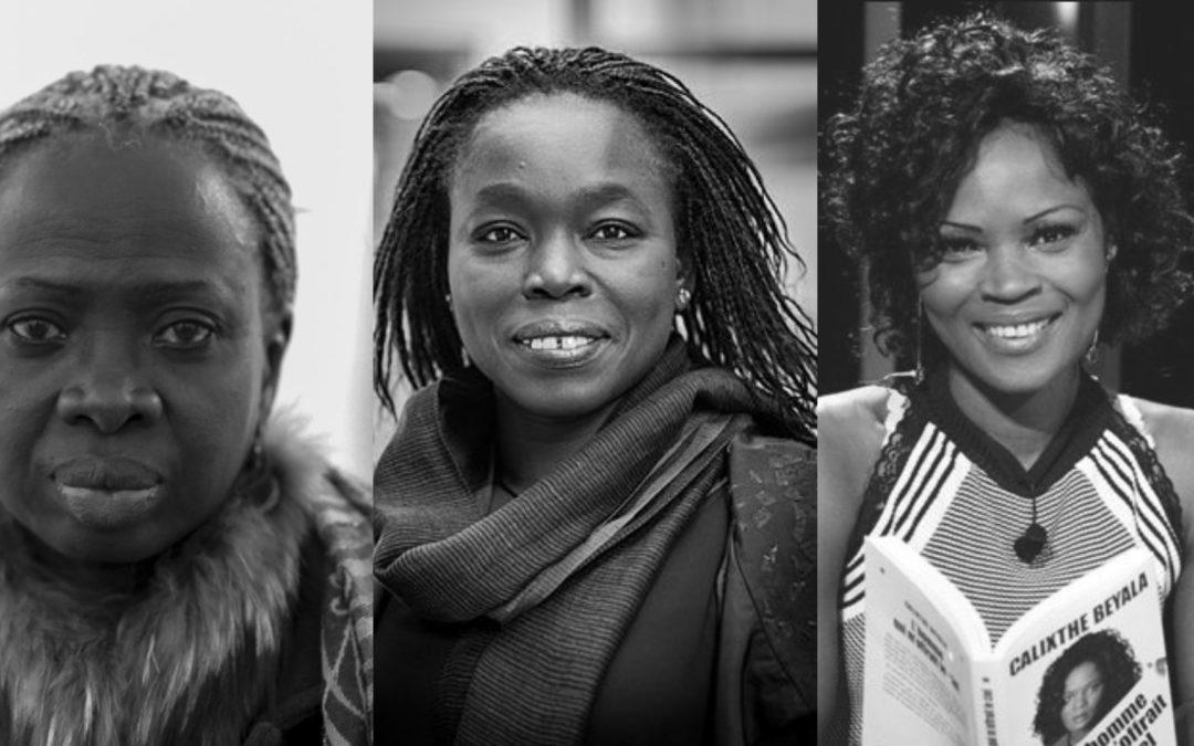De l'amour dans la littérature africaine – Ken Bugul, Fatou Diome & Calixthe Beyala